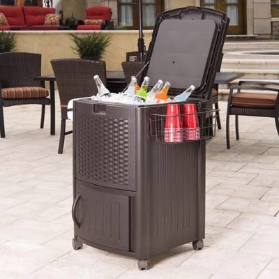 The Seasoning Products Sale Beverage Cooler Carts On Wheels