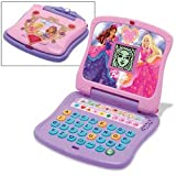 Barbie Diamond Castle Learning Laptop