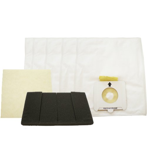 Bissell Vacuum Bags front-15373