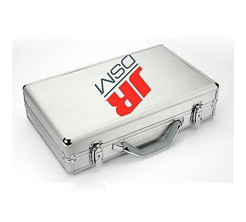 JR Aluminum Tool Case with Air & Heli Foam