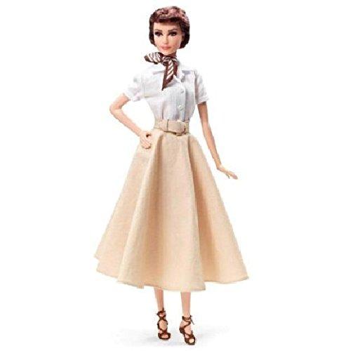 Barbie Collector Barbie Audrey Hepburn Roman Holiday Doll Pink X8260 figure günstig bestellen