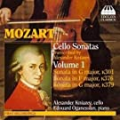 Cello Sonatas (Transcribed By Alexander Kniazev)