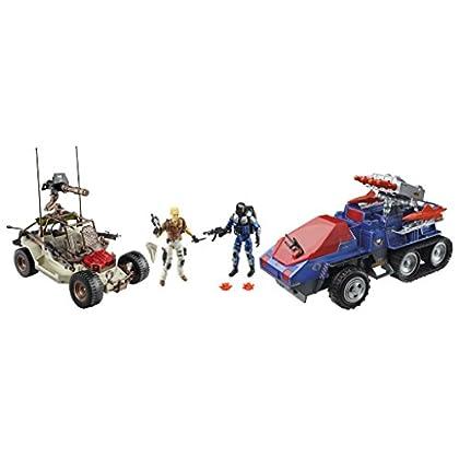 G.i. Joe Desert Duell Fahrzeuge mit Action-Figuren-exklusiv als Geschenk