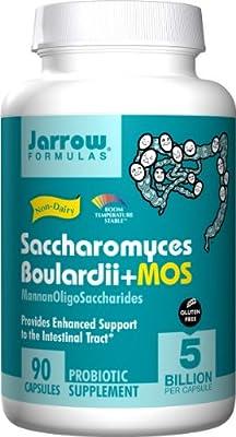 Jarrow Formulas Sacharomyces Boulardii & MOS