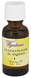 Wyndmere Naturals  Anointing Oil Frankincense   Myrrh  1 oz.