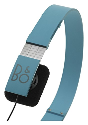 B&O PLAY by Bang&Olufsen Form 2i ultraleichter On-Ear-Kopfhörer blau
