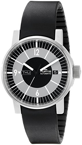 Fortis-Mens-6231038-SI01-Spacematic-Classic-Stainless-Steel-Watch
