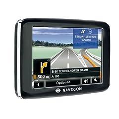 Navigon 2200 Navigationssystem D/A/CH