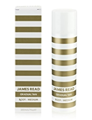 James Read Gradual Body Tan Medium 200ml