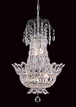 Luxurious Egyptian Leaded Crystal Chandelier Light Fitting - HP025581