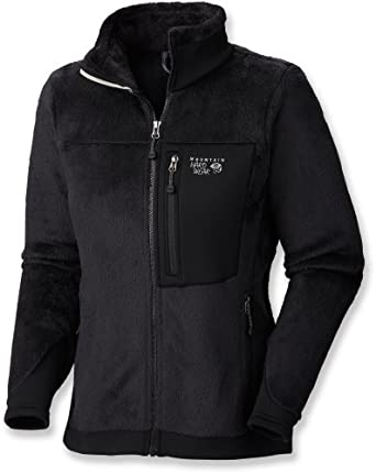 Mountain Hardwear Women's Monkey Woman Jacket, Black, Medium