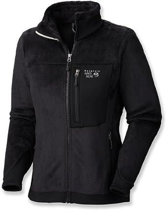 Mountain Hardwear Monkey Woman Jacket Black Womens Sz L