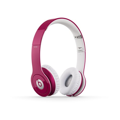 Beats Solo HD On-Ear Headphone (Pink)