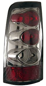 CHEVY SILVERADO GMC SIERRA 03-06 07 CLASSIC TAIL LIGHTS SMOKE