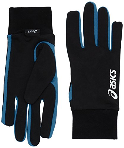 Asics Guanti Basic Glove Blue Mosaic
