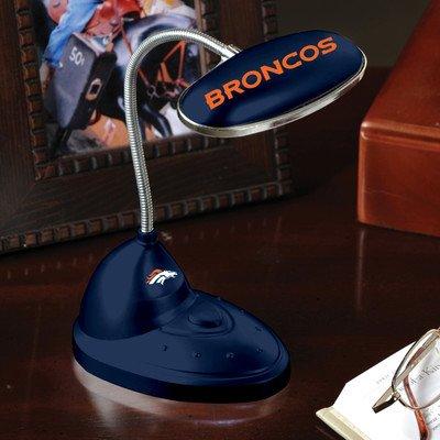 Nfl Led Table Lamp Nfl Team: Denver Broncos