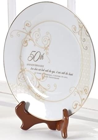 The Best 50th Wedding Anniversary Gifts for Parents (from Children ...