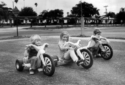 Big Kid Tricycle front-1061011