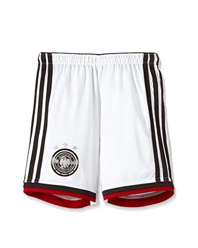 adidas Short DFB Home WM 2014 Kinder Blanco / Negro