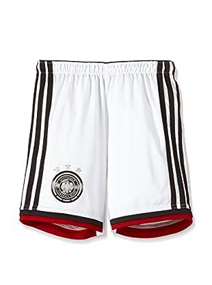 adidas Short DFB Home WM 2014 Kinder (Blanco / Negro)