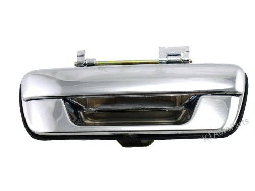 Chrome Tailgate Handle Isuzu Dmax D-Max 2002-2011