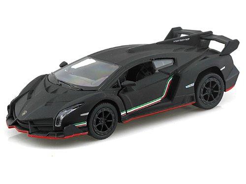 Lamborghini Veneno 1/36 Black