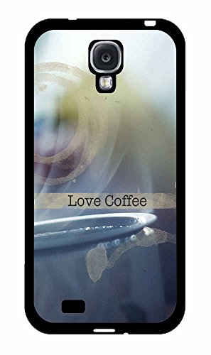 I Love Coffee Tpu Rubber Silicone Phone Case Back Cover Samsung Galaxy S4 I9500