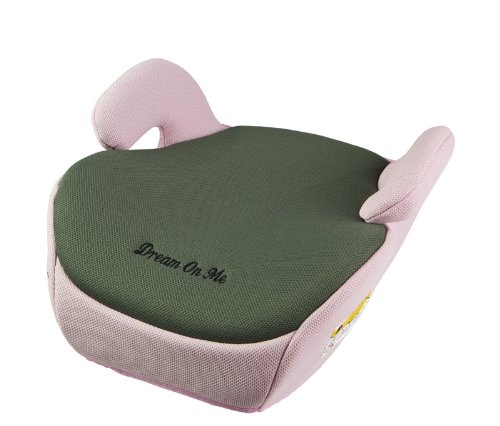 Dream On Me Coupe Booster Car Seat, Pink front-1005428