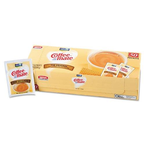 Coffee-Mate - Original Powdered Creamer, 3G Packet, 50/Box 30032 (Dmi Bx