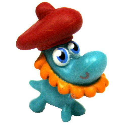 Moshi Monsters Series 4 - Jessie #M99 Ultra Rare Moshling Figure - 1