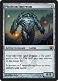 Magic: the Gathering - Platinum Emperion - Scars of Mirrodin