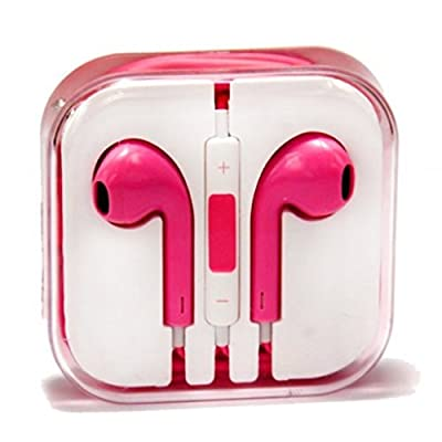 xGen Eerpuds Earphones with volume controll and mic for iPhone 5,5s,5c iPads,iPods, nano competible