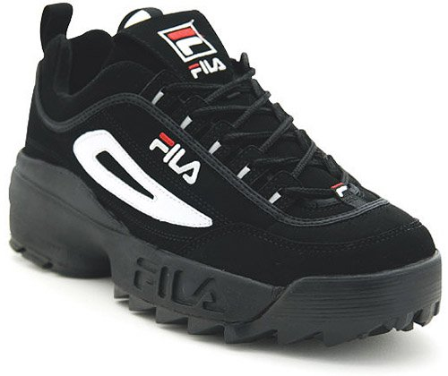 Fila Men s Disruptor II Sneaker Black