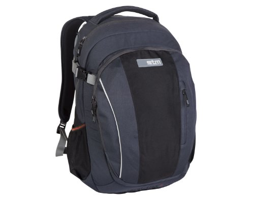 STM Bags Revolution 15-inch Medium Backpack - Carbon/Black