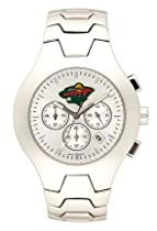 Minnesota Wild NHL Hall-Of-Fame Mens Watch