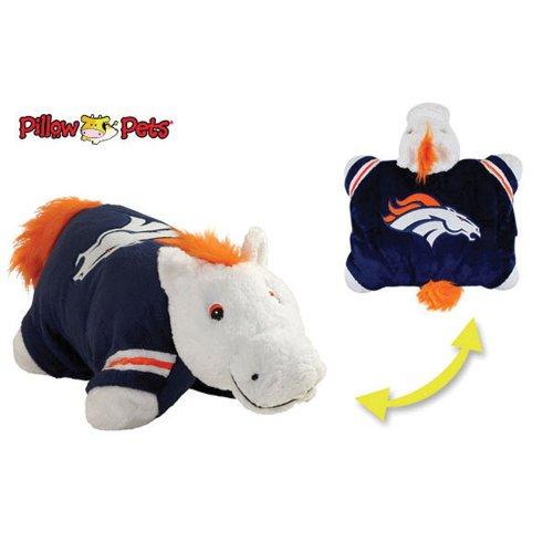 Nfl Denver Broncos Pillow Pet front-288371