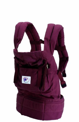 ERGObaby Carrier BC4S Comfort Baby Carrier Carrier Standard cranberry