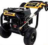 DEWALT 3000 psi 2.5 GPM Honda GX160 Engine Pro Triplex Pump Gas Pressure Washer