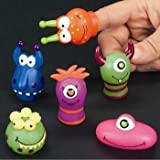 Monster Finger Puppets - 24 per unit