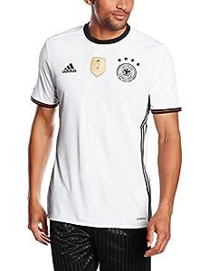 adidas Oberbekleidung DFB Home Jersey EURO 2016, weiß/schwarz, M, AI5014