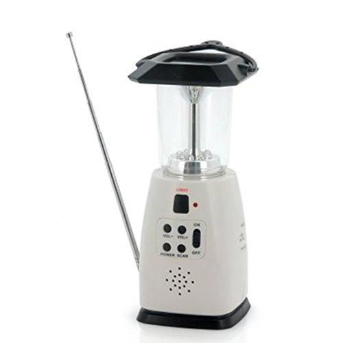 Elite Hand Crank Dynamo Solar Led Lantern