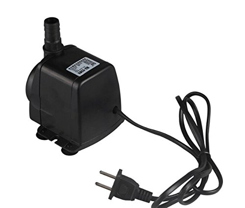220v/8w, 600l/h Submersible Water Pump Hydroponic For Aquarium Rockery Fountain Fish Pond Tank (220v Hanging Heater compare prices)