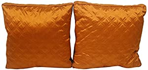Decorative Pillows Newport Layton Home Fashions : Amazon.com - Newport Layton Home Fashions Matrix Corded Polyester Filled Pillows, 18-Inch, Burnt ...