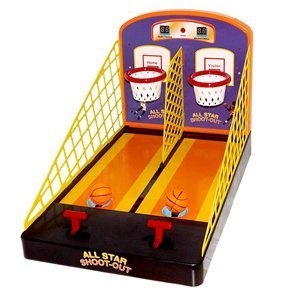 ELECTRONIC SPRING ACTION ALL STAR SHOOT OUT BASKETBALL GAME by ALL STAR SHOOT OUT BASKETBALL GAME günstig kaufen