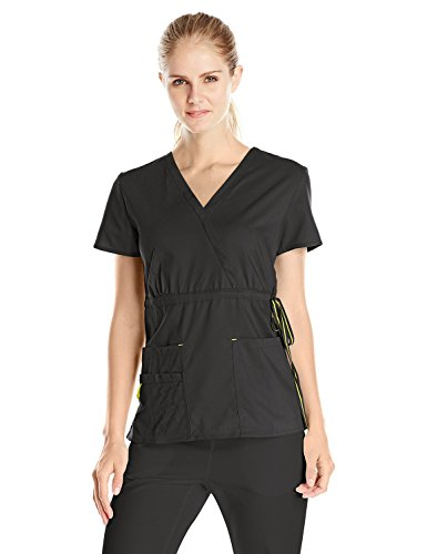 Med-Couture-Womens-Vivi-Mia-Top-with-Patch-Pockets