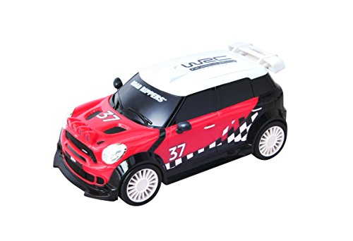 Toy State Road Rippers Light and Sound Hatchbacks MINI Countryman WRC
