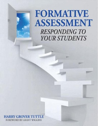 Formative Assessment: Responding to Your Students