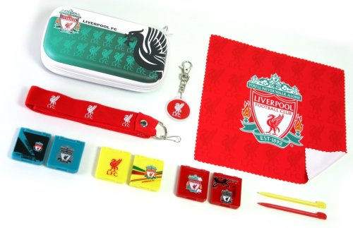 Mad Catz NDS Lite Liverpool FC Starter Kit 3 (Nintendo DS)
