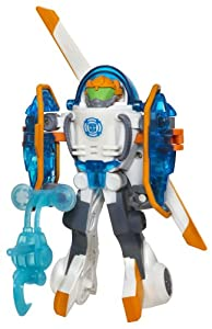 Transformers Rescue Bots Blades The Coptorbot from Transformers