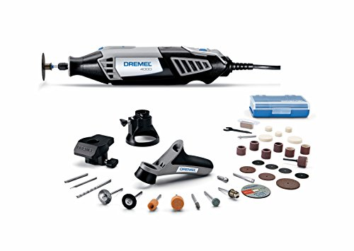Dremel 4000-3/34 120-Volt Variable Speed Rotary Tool Kit